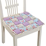 Perfect Soft Home/Office Chair Cushion Tatami Seat Saddle Chair Pad Wisteria