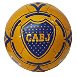 Club Atletico Boca Juniors CABJ Soccer Ball Size 5 Official Licensed