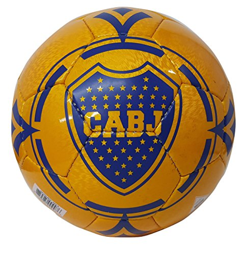 fan products of Club Atletico Boca Juniors CABJ Soccer Ball Size 5 Official Licensed