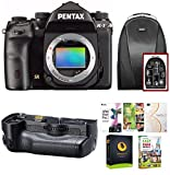 Pentax K-1 DSLR Camera (Body Only) w/Backpack & Battery Grip Bundle Review
