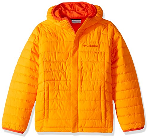 Puffer Boys' Columbia Powder Lite Solarize Jacket qtHUwdH