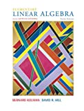 img - for Elementary Linear Algebra with Applications (9th Edition) book / textbook / text book