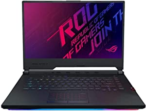 "ASUS ROG Strix Scar III (2019) Gaming Laptop, 15.6"" 240Hz 3ms IPS Type FHD, NVIDIA GeForce RTX 2070, Intel Core i9-9880H, 32GB DDR4, 1TB PCIe NVMe SSD, Per-Key RGB KB, Windows 10 Pro, G531GW-XB96"