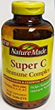 Nature Made Super C Immune Complex 900 mg 200 Tablets Review