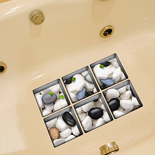 black soaker tub - 3