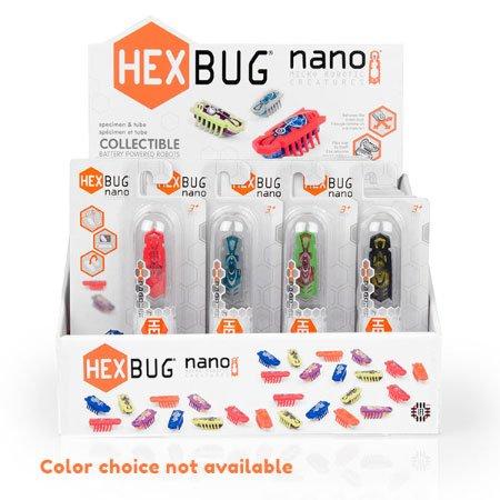 Hexbug Nano, Random Color