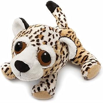 Lil Peepers 85758 Russ Berrie - Leopardo de las nieves de peluche (13