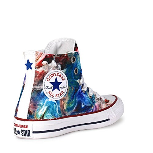SNEAKER ALL STAR HIGH CANVAS MULTICOLORE CONVERSE LIMITED EDITION