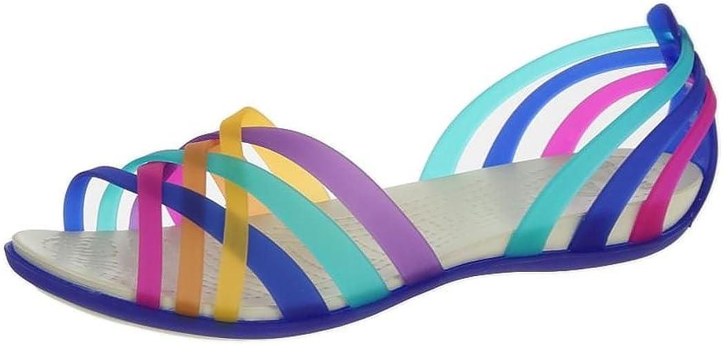 Crocs Huarache Flat Sandals Multi