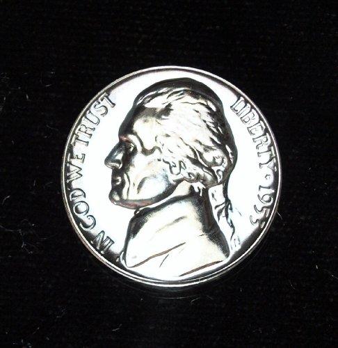 1953 Proof Jefferson Nickel - Mint 1953