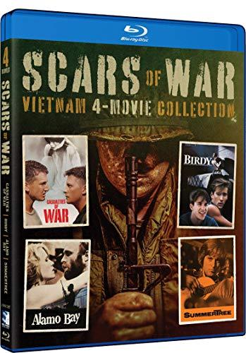 Scars of War - 4 Vietnam Stories [Blu-ray]