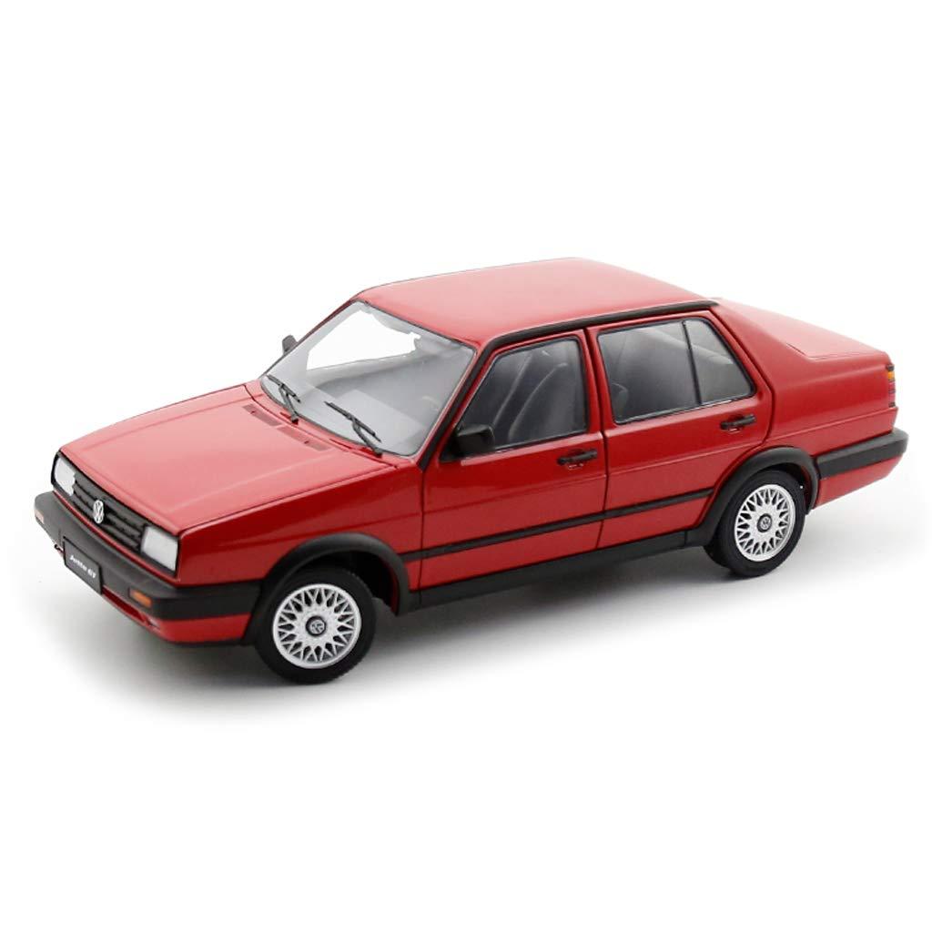 IAIZI 車のモデル - 静的ダイカストシミュレーション合金車のモデル1:18 Jetta GTアダルトコレクションオーナメント B07RMTHSL7