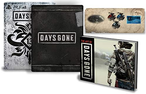 Days Gone - Special Steelbook Edition - PlayStation 4 (Italian ...