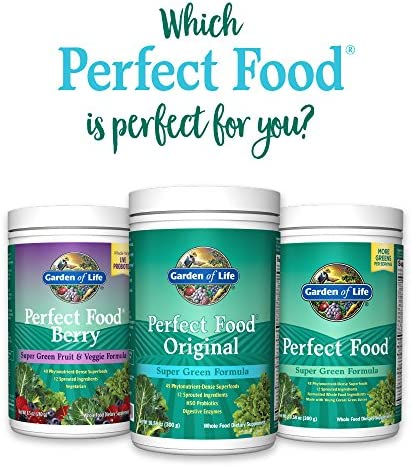 Garden of Life Whole Food Vegetable Supplement - Perfect Food Green Superfood Dietary Supplement, 300 Vegetarian Caplets 9