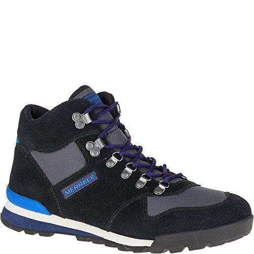 Merrell Eagle Shoes Men Grey/Black 2016 Black 461o4