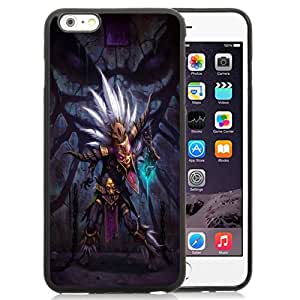 Popular And Durable Designed Case For iPhone 6 Plus 5.5 Inch With Diablo III Witch Doctor Phone Case