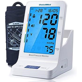 Amazon.com: Lifesource UA-1030T Talking Blood Pressure ...