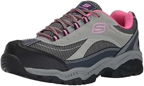 Skechers for Work Women's Doyline Steel Toe Hiker Boot