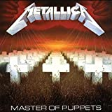Master of Puppets (Remastered 180g Vinyl) [Vinyl LP]