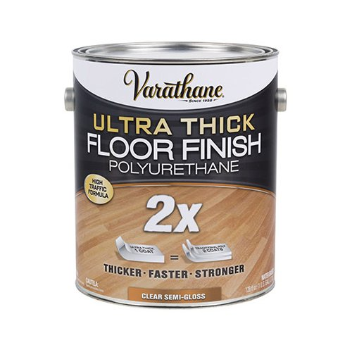 RUST-OLEUM 298273 Varathane Gallon Semi-Gloss Water Base Finish Vara (Varathane Water)