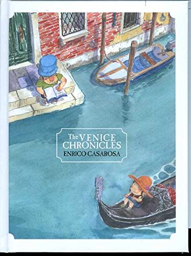 The Venice Chronicles from Enrico Casarosa