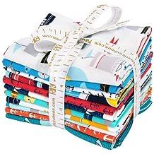 Fat Quarter fabric bundle Complete Collection Robert Kaufman