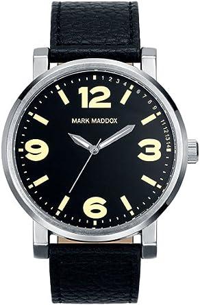 Reloj Mark Maddox - Hombre HC0003-55: Amazon.es: Relojes