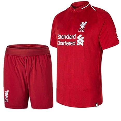 Equipo de la Camiseta y Pantalones Cortos del Equipo de fútbol de ...