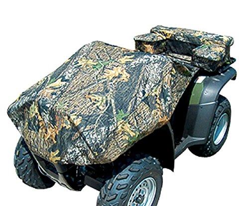 Cover Kwik Atv Tek - Kwik Tek ATV Logic ATV Rack Bag/Cooler/Cover - Camo - ATVCRB-MO - Orange Cycle Parts