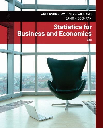 Statistics for Business & Economics Pdf
