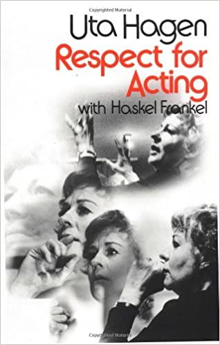 Respect for acting uta hagen haskel frankel 0785555032309 respect for acting 1st edition fandeluxe Gallery