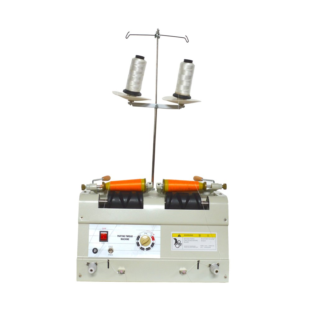 New 2-Spool Automatic Sewing & Embroidery Bobbin Winder (110V,60W) (Item # 024002)