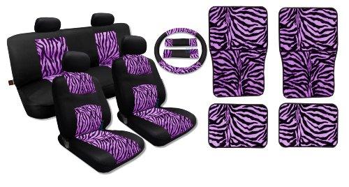 zebra car accessories saturn - 3