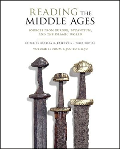 Volume I A Short History of the Middle Ages From c.300 to c.1150 Fifth Edition