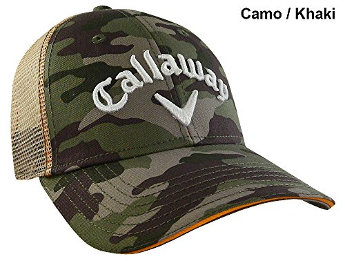 Callaway Golf X2 Hot Limited Edition Adjustable Trucker Hat - Buy Online in  UAE.  a00c65f9711