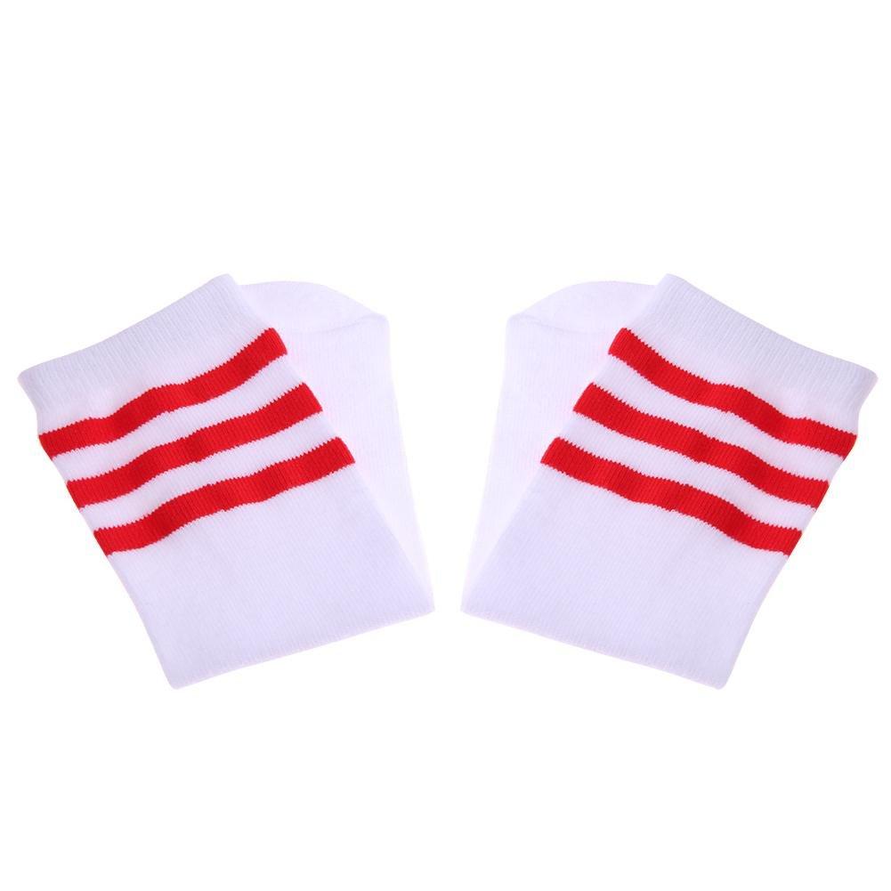 Chinatera 1pcs Kids Warm Cotton Football Stockings