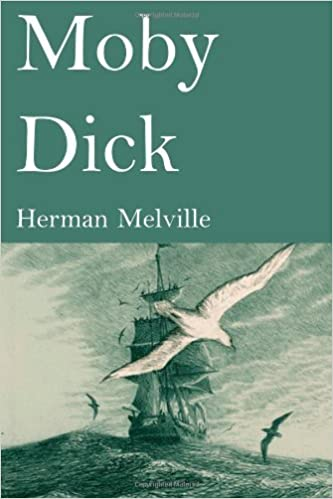 Book Moby Dick by Melville, Herman (2014)