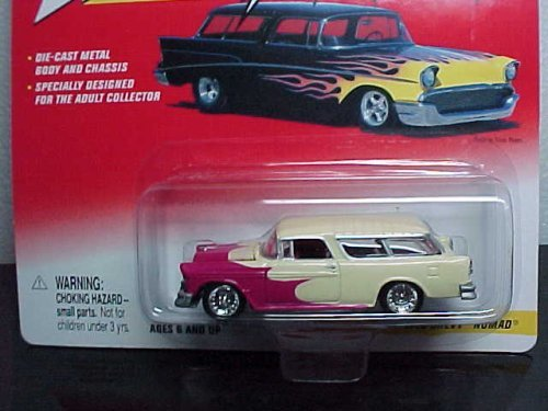 - Johnny Lightning Thunder Wagons 1955 Chevy Nomad