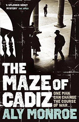 Amazon.com: The Maze of Cadiz: Peter Cotton Thriller 1: The ...