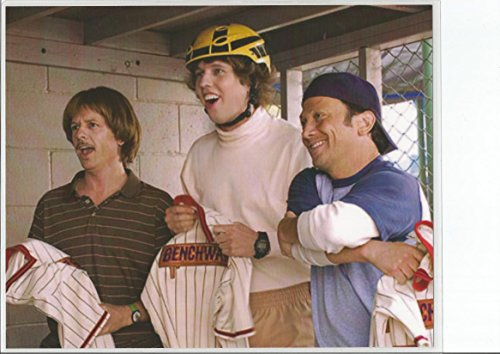 The Benchwarmers with David Spade Jon Heder and Ron Schneider 8 x 10 LAMINATED Photo 003
