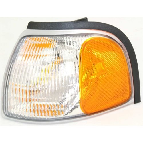 Make Auto Parts Manufacturing - MAZDA PICKUP 98-00 CORNER LAMP LH, Lens and Housing - MA2520112