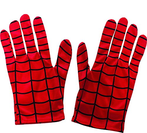 35631 Kids Spiderman Gloves
