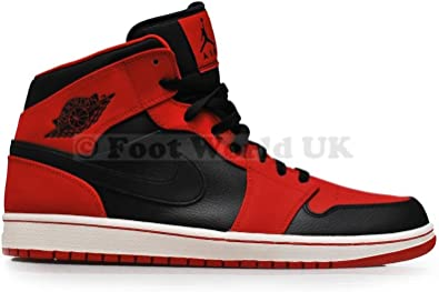 air jordan rouge noir