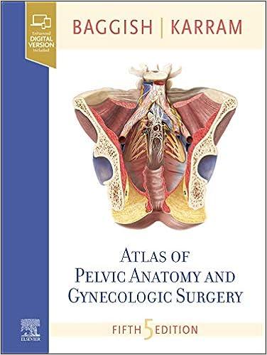 Atlas of Pelvic Anatomy and Gynecologic Surgery E-Book, 5th Edition - Original PDF