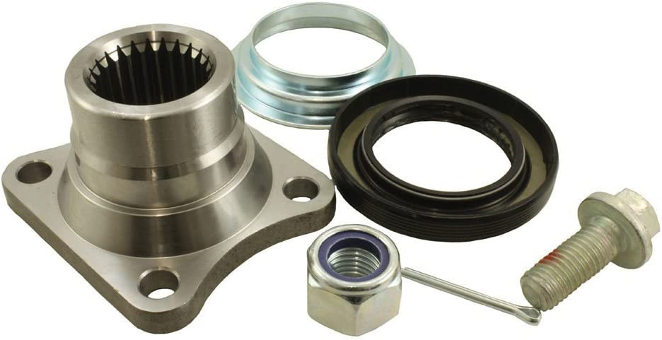 BEARMACH DIFFERENTIAL FLANGE KIT COMPATIBLE WITH LAND ROVER DEFENDER 90//110 /& DISCOVERY 1//2 /& RR CLASSIC STC4858 PART # STC3722