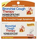 Image of The Relief Products Bronchial Cough Relief Fast Dissolving Tablets, 70 Count