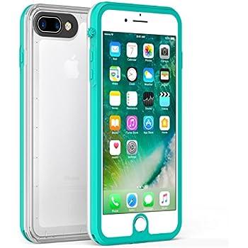 super popular 7033c 446ad Amazon.com: iPhone 8 Plus Case, NexCase Waterproof Full-body Rugged ...