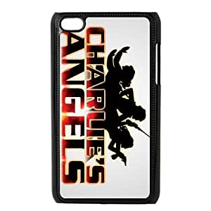 Charlie's Angels iPod Touch 4 Case Black gnft