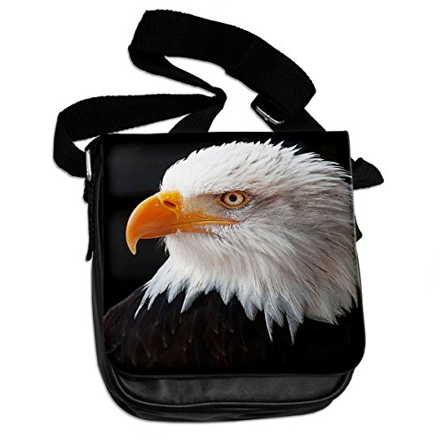 Bald Eagle II Borsa a tracolla animale 023