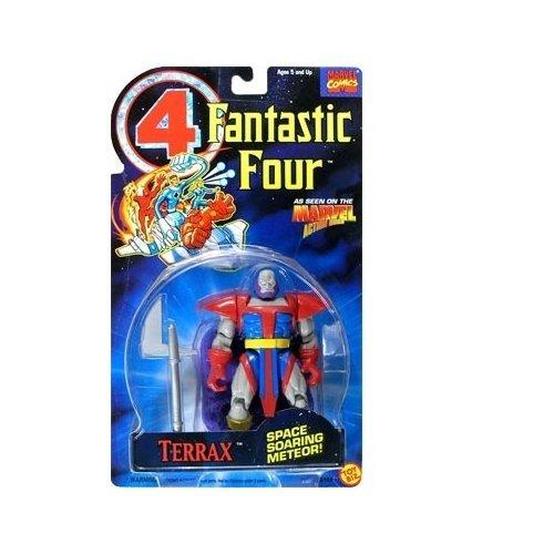 Fantastic Four Terrax Action Figure